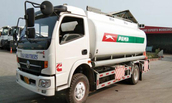 10,000 Liter Tank
