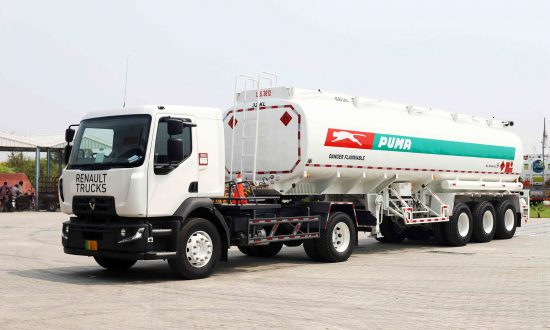 32,000 Liter Tank