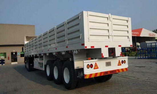 Full Body Cargo Truck